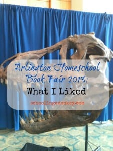 Arlington Book Fair 2013: What I Liked