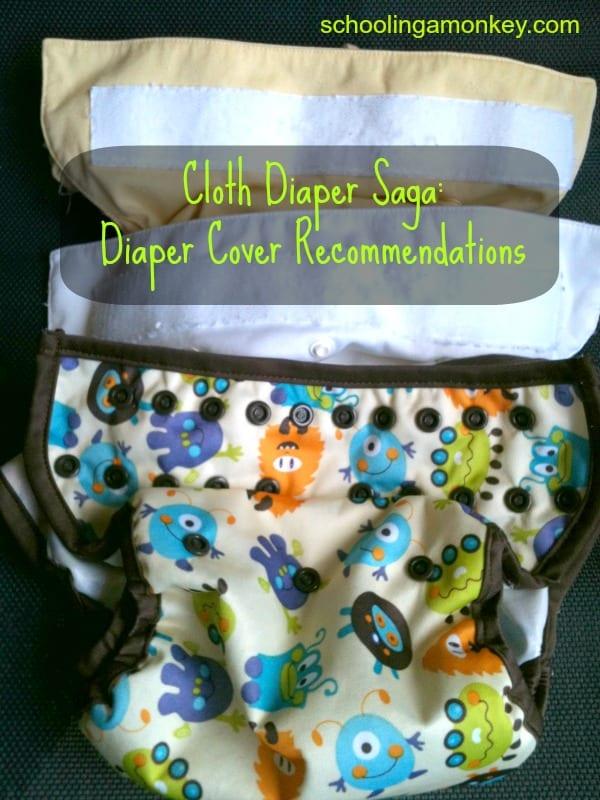 Cloth Diaper Saga: Diaper Cover Recommendations