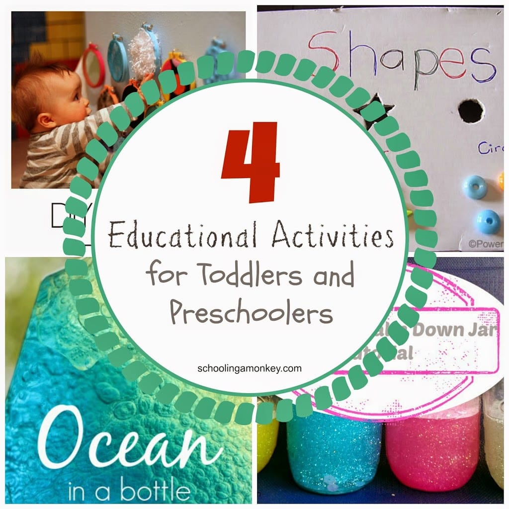Looking for educational activities for summer to do with your kids? These easy reading and science activity ideas will keep you busy all summer long!