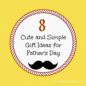 8 Cute and Simple Gift Ideas for Father's Day