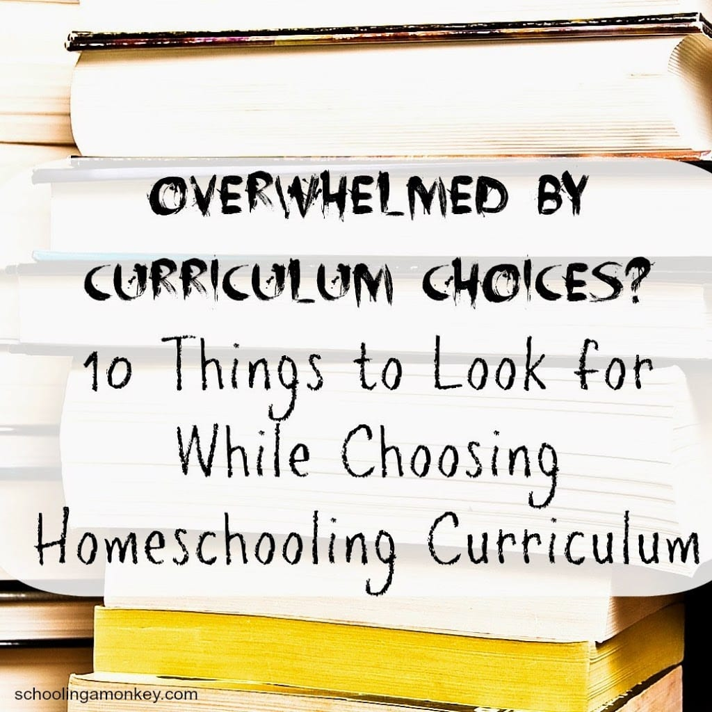 Here are the steps I use every year when choosing homeschooling curriculum. Using this method we pick the perfect homeschool curriculum almost every time.