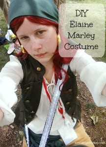 DIY Elaine Marley and Piranha Poodle Costume