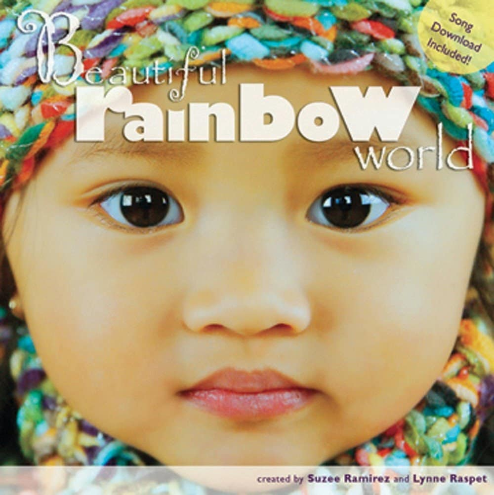 Review: Beautiful Rainbow World Book and Music