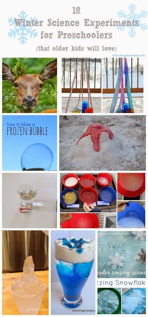 winter science experiments for preschoolers winter science experiments for preschool 432