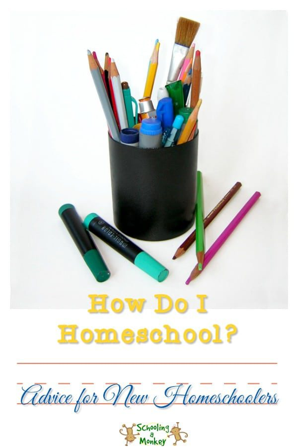 If you're new to homeschooling, use this advice to learn how to homeschool on the most basic level. Start your homeschool year on the right foot!