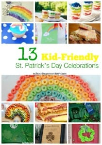 13 Kid-Friendly Ways to Celebrate St. Patrick's Day