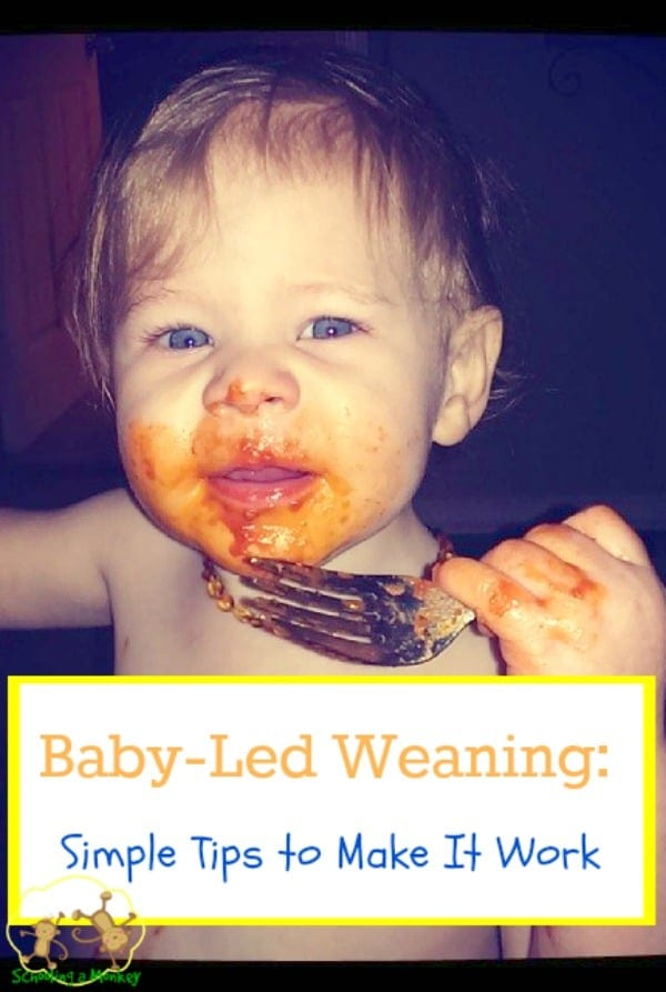 Baby-Led Weaning: Simple Tips to Make It Work