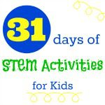 Looking for ideas for STEM activities for kids? Look no further than these 31 simple and fun STEM projects that will make learning fun.