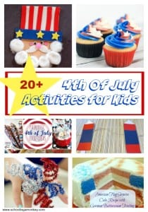 Summer Family Fun: 4th Of July Activities for Kids