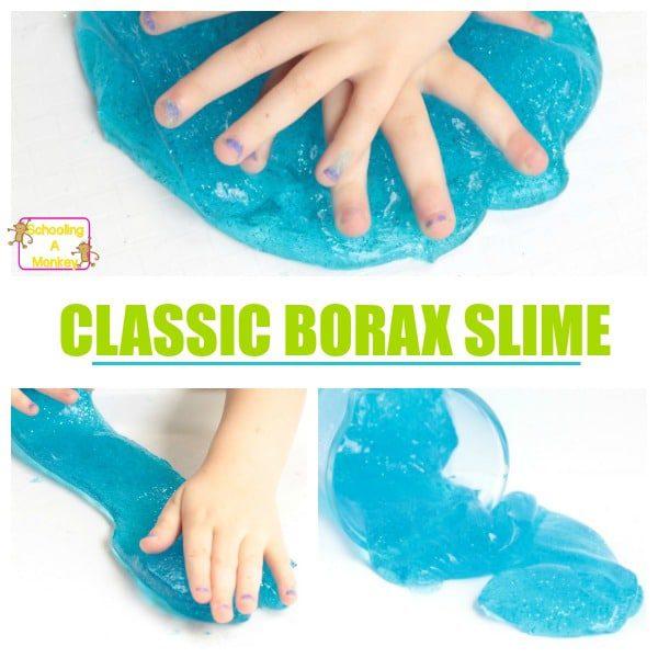Classic Broax Slime Recipe