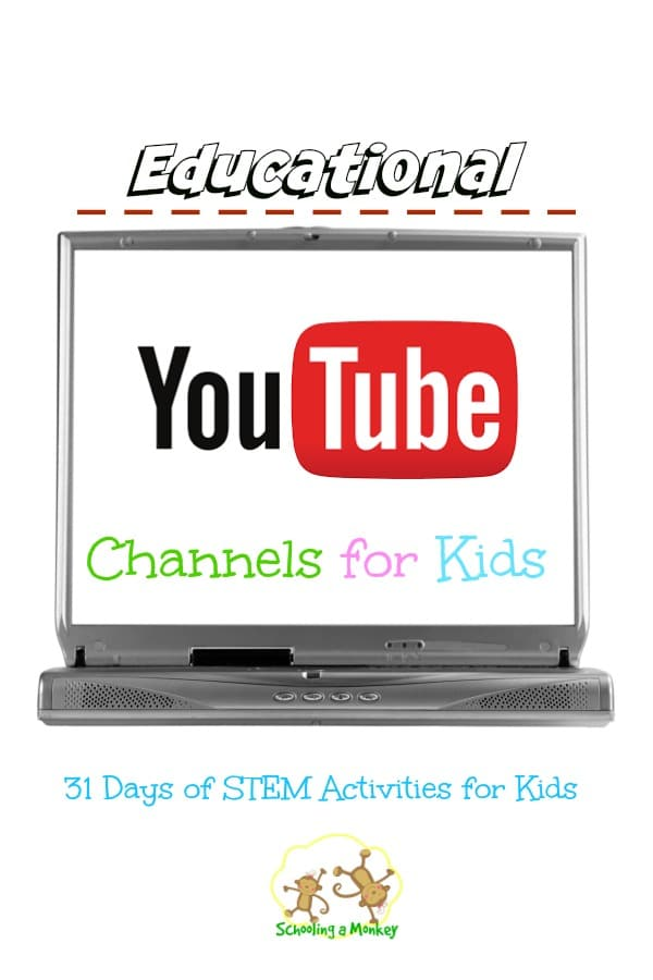 YouTube can be a major time suck, but there is educational content as well! These educational YouTube channels for kids will foster fun online learning.