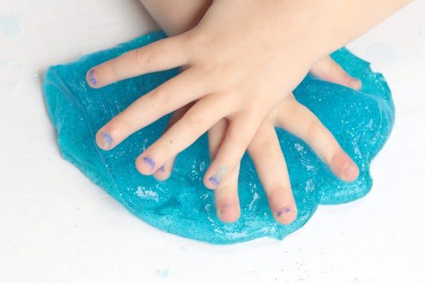 How to make slime with nail polish and water only hession hairdressing how to make slime with nail polish and water only ccuart Choice Image