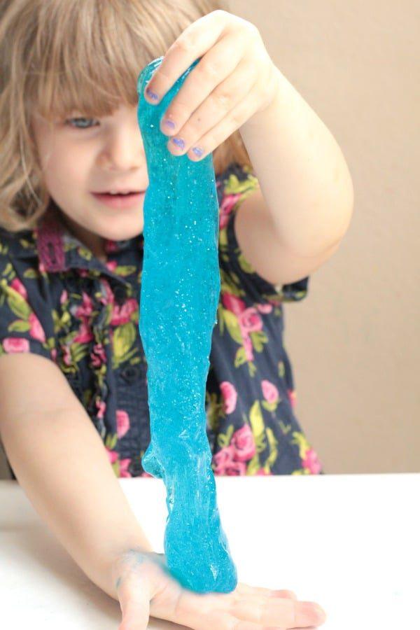 easy slime for kids