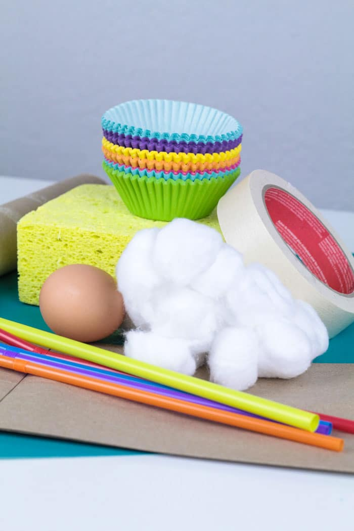 Learn the basics of engineering with the egg drop engineering project! This egg drop engineering challenge gives several ideas for the egg drop project, including a hot air balloon egg drop. It's a super fun STEM activity and engineering challenge for kids! #stemactivities #stem #stemed #engineering #engineeringactivities #kidsactivities