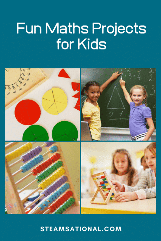 fun maths projects for kids