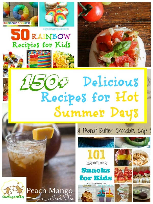 150+ Delicious Recipes for Summer