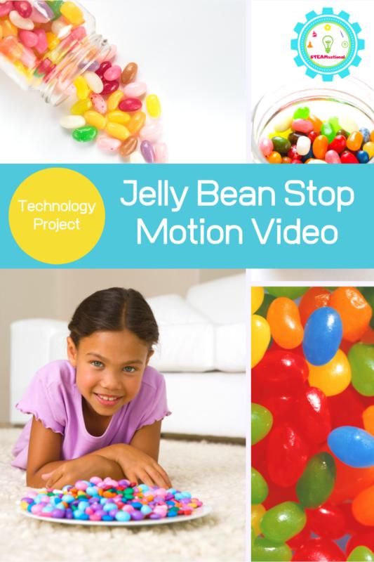 jelly bean stem experiment