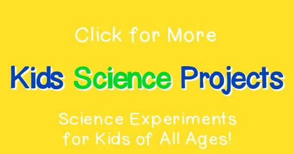 Looking for easy science activities or science projects for kids? Look no further! These 10 easy science project ideas are always crowd pleasers.
