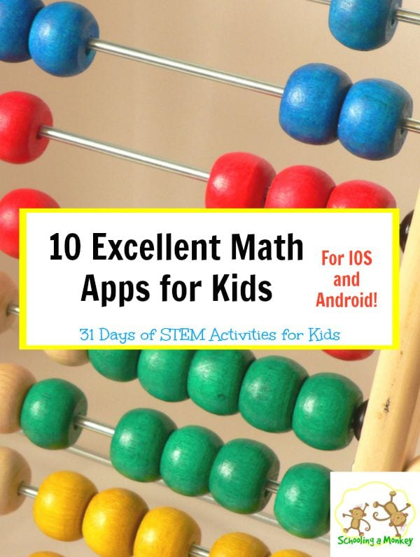 Want your kids to learn while having fun? These 10 math apps for kids are the best out there and are all compatible with Android systems.