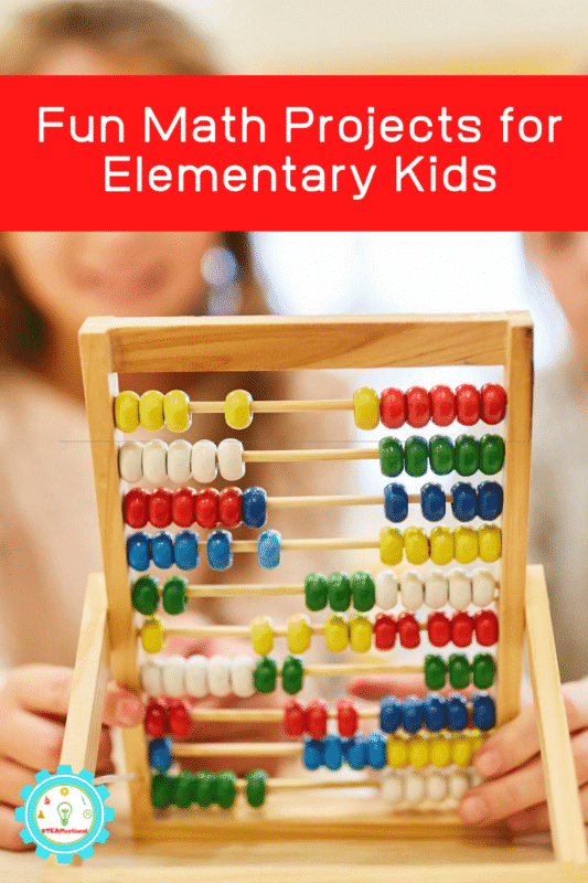 math projects for elementary kids