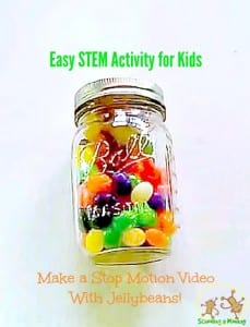 31 Days of STEM Activities for Kids: Make a Stop Motion Video