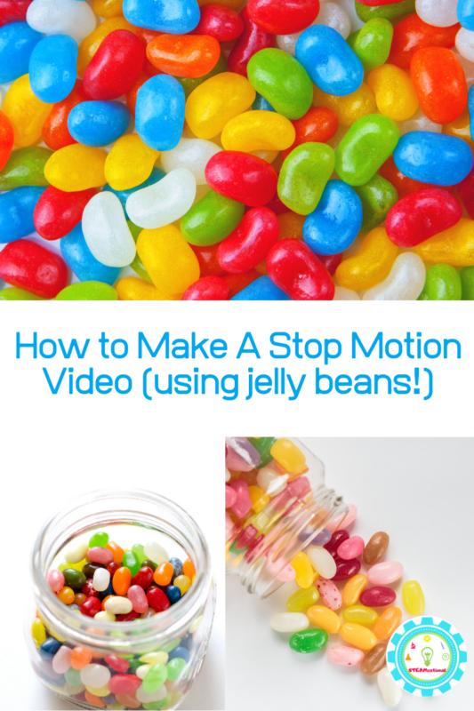 stop motion ideas for kids