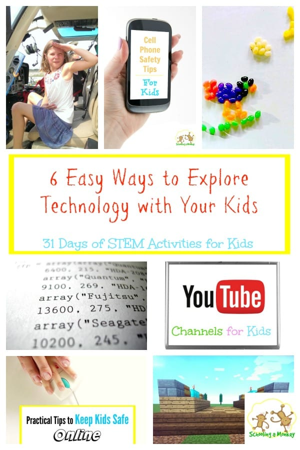 The world of technology is ever-changing. Use these 9 Easy Ways to Raise Tech-Savvy Kids to teach your kids how to navigate the challenging environment!