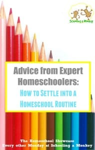 Are you floundering with your homeschool schedule? Use these tips from homeschooling experts to help settle into a homeschool routine!