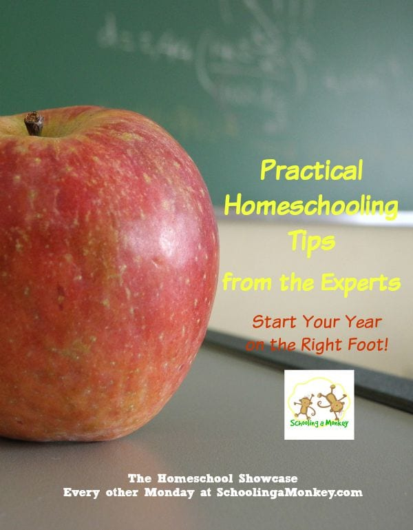 Starting your homeschool year? These practical homeschooling tips from homeschooling experts will help you start your year off right!