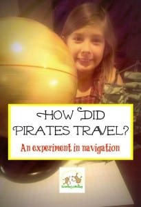 How Did Pirates Navigate? Teaching Kids How to Read a Map
