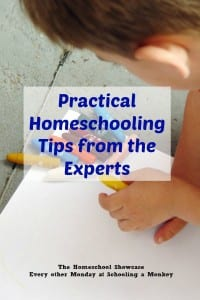 Homeschool Showcase: Practical Homeschooling Tips from the Experts