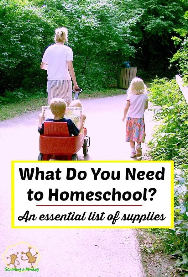 Essential Supplies for Homeschooling Every Subject