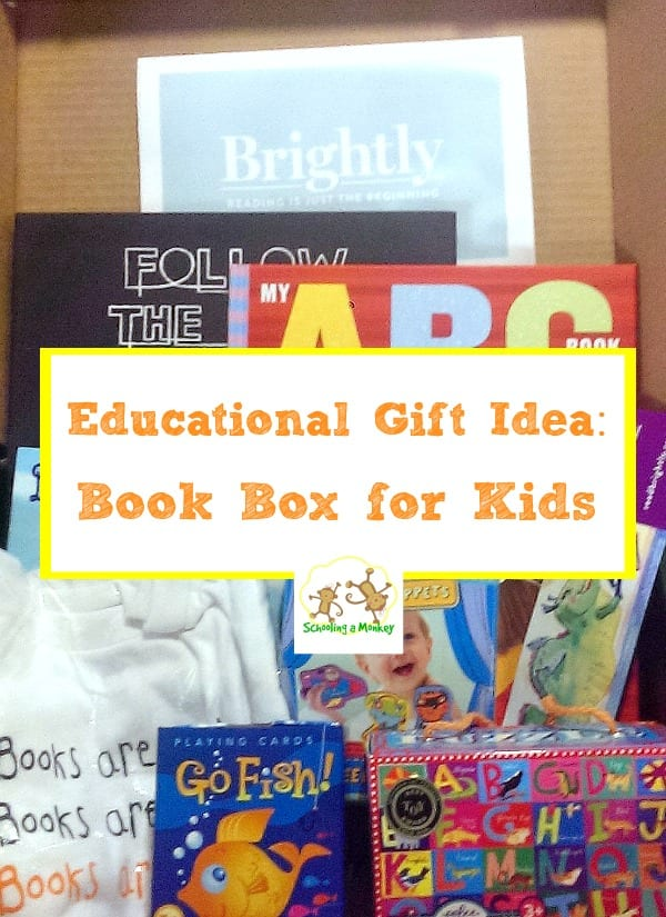 Educational Gift Ideas: Build a Book Box for Kids