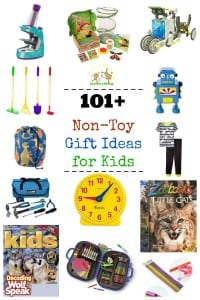 101+ Non-Toy Gift Ideas for Kids