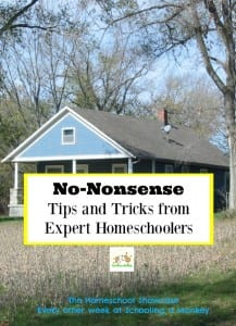Tips and Tricks from Homeschool Experts: The Homeschool Showcase