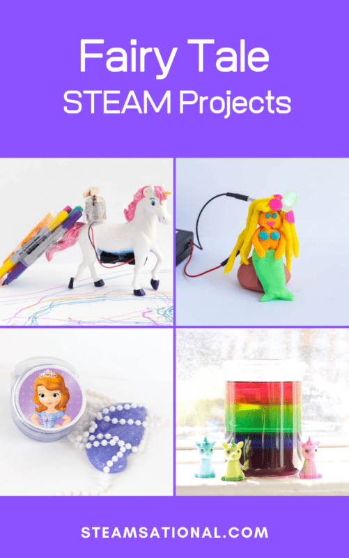 If you are looking for a new way to incorporate STEM into your classroom, a fun fairy tale STEM activity could be just what you need!