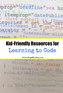 Kid-Friendly Resources for Learning to Code