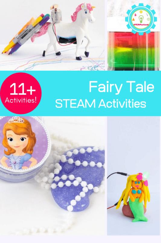 steam activities fairy tale
