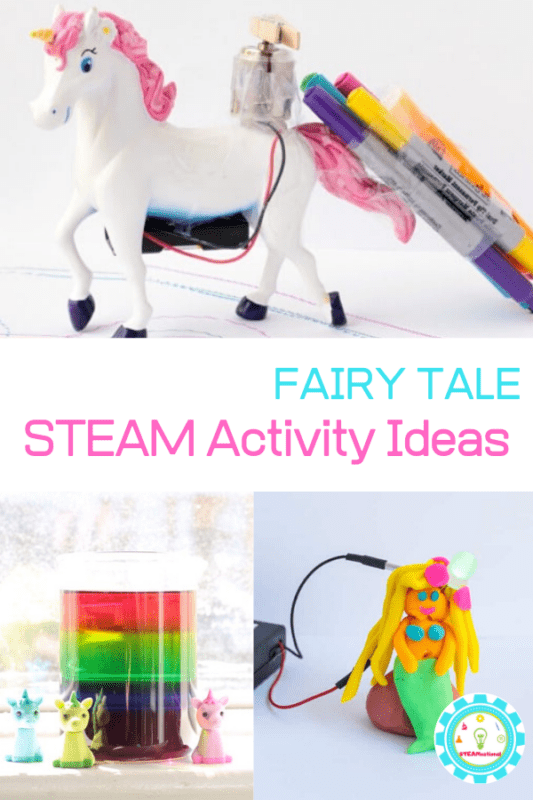 stem activities fairy tale