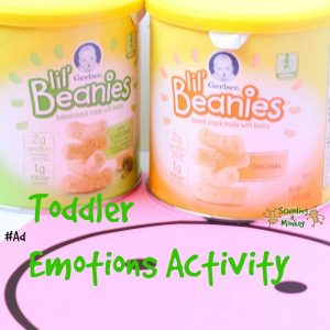 Sponsored: Lil' Beanies Emotion Activity