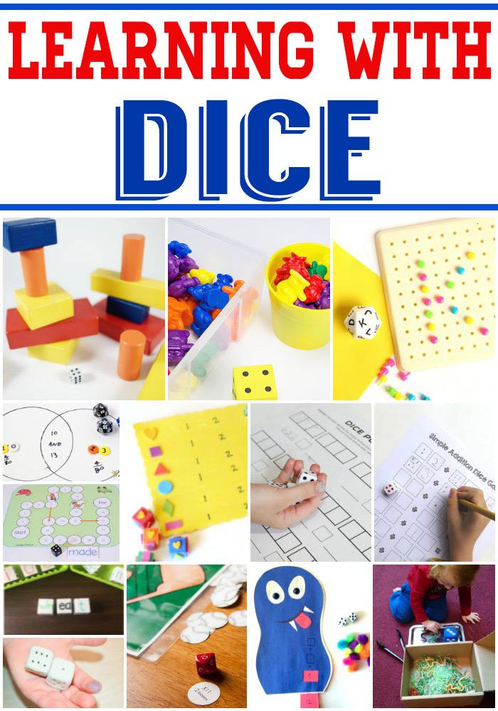 Want to learn more about dice probability? This Venn diagram dice probability STEM activity is perfect for teaching the basics of probability to kids.