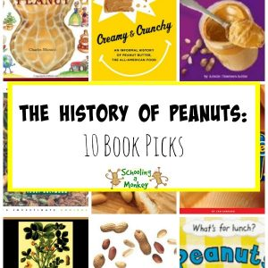 The History of Peanuts: 10 Book Picks