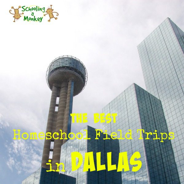 The Best Homeschool Field Trips in Dallas