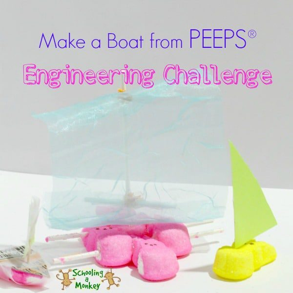 PEEPS® Boat Engineering Challenge