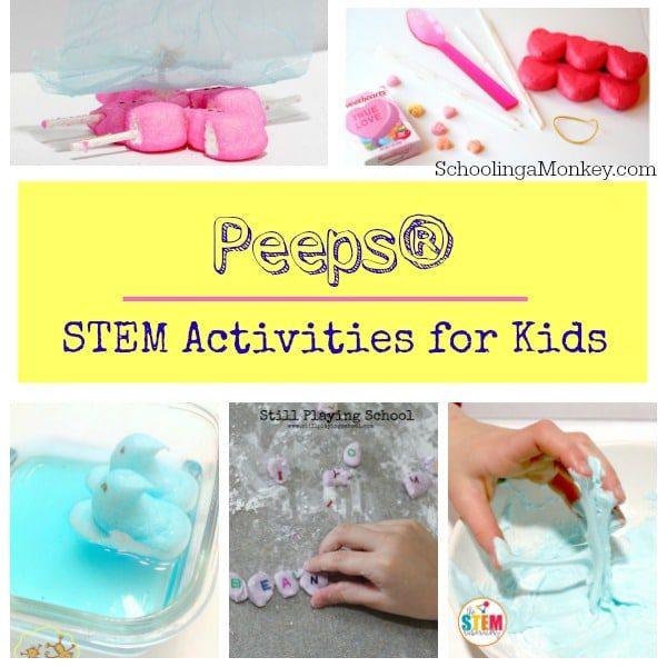 Peep Experiment Ideas for the STEM Classroom