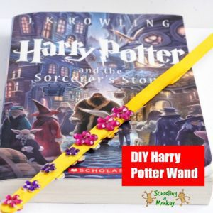 Harry Potter Wand Craft