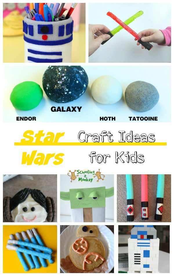 Crafts And Activities For Character Day For Kids