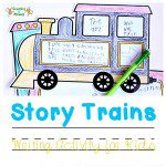 Hands-On Language Arts: Story Trains