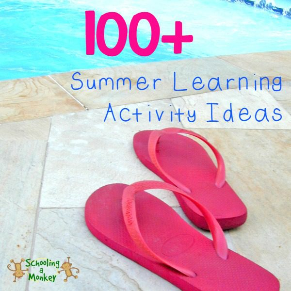 To prevent summer slide, kids' brains must remain active in the summer. These summer learning activities offer painless summer education for your kids.