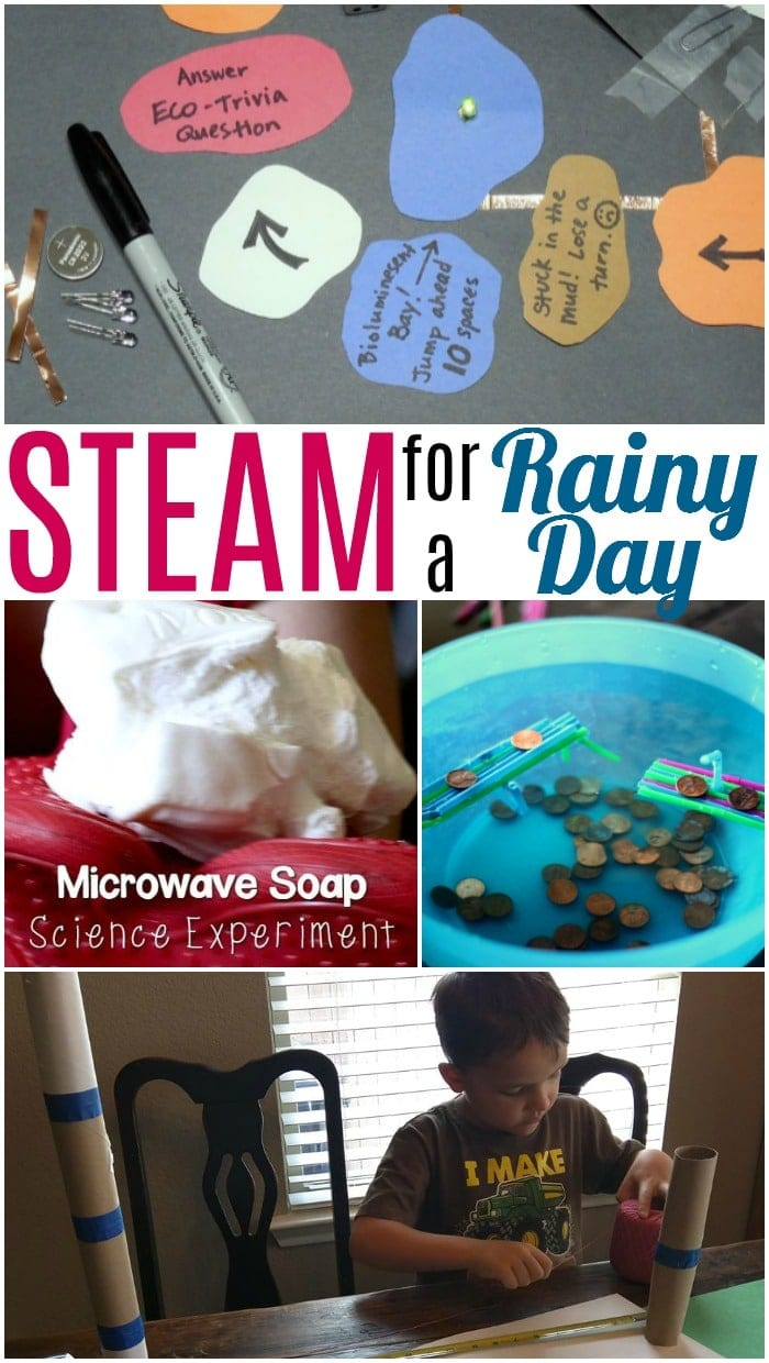 Rainy day stem